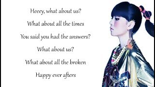 Baixar Pink - WHAT ABOUT US ( Cover by J.Fla ) (Lyrics)