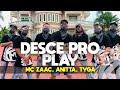 DESCE PRO PLAY (PA PA PA) by MC Zaac, Anitta, Tyga | Zumba | Hiphop | TML Crew Kramer Pastrana