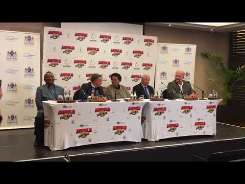 Arnold Classic Africa Press Conference 2018
