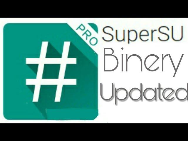 Cara Mengatasi SuperSu Binary Occupied Tanpa Cwm/Twrp