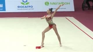 Дарья Трубникова - Лента Гран-при Москва 2019.