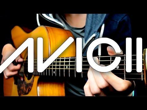 Hey Brother - Avicii (Solo Acoustic Guitar) Eddie van der Meer