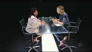 De Frente com Gabi (20/07/14) - Gabi recebe a empresária Luiza Helena - Parte 1