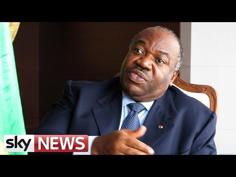 Gabon President Leaves Inheritance To Country's Youth