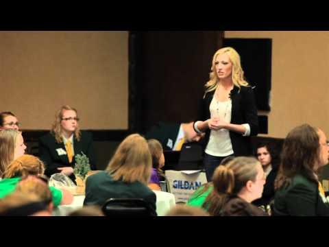 20112012 Motivational Keynote Speaker Shannon Oleen