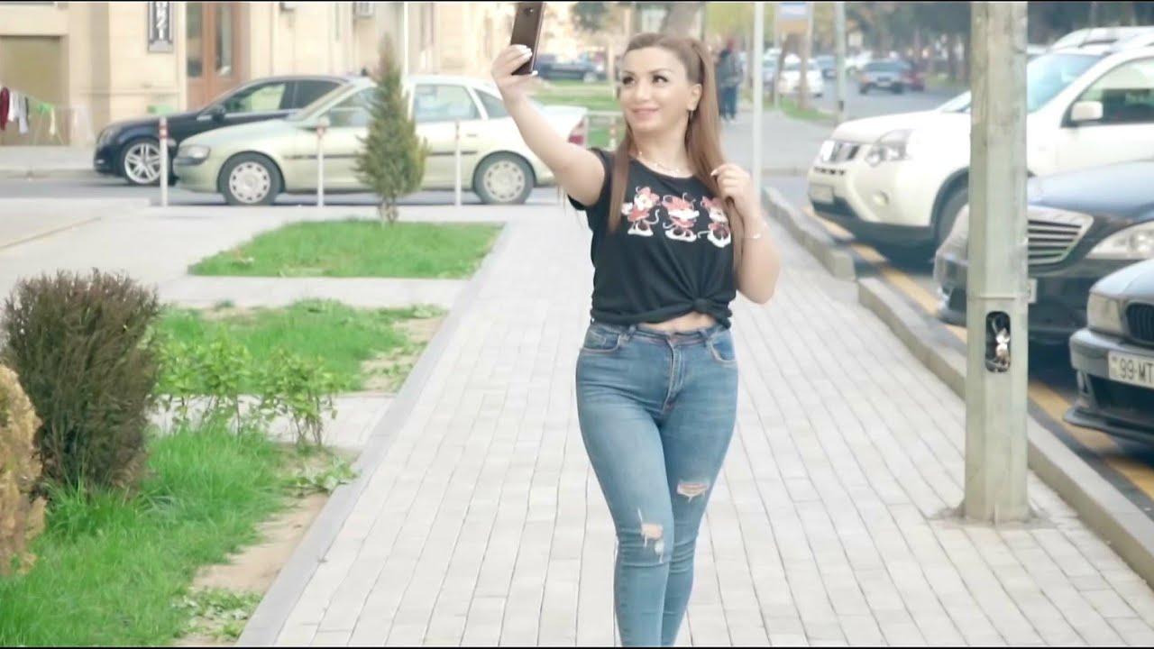 Aynur Esgerli - Deli Qiz 2021 ( Official Klip )