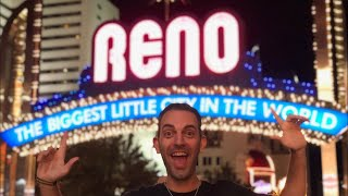 LIVE in Reno  CASINO  $500 in Slots ➡️ ...