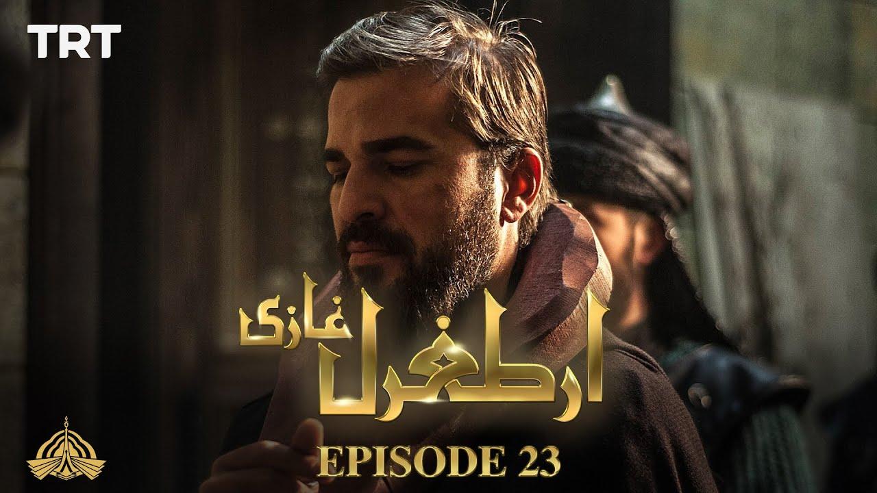 Ertugrul Ghazi Urdu - S01E23