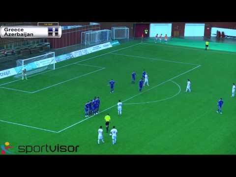 Azerbaijan - Greece 1st half