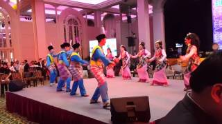 Zapin Ya Salam by Mammamia Dancer