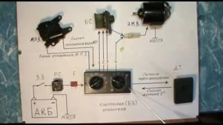 видео Отопитель ВАЗ. Замена радиатора печки ВАЗ 2110