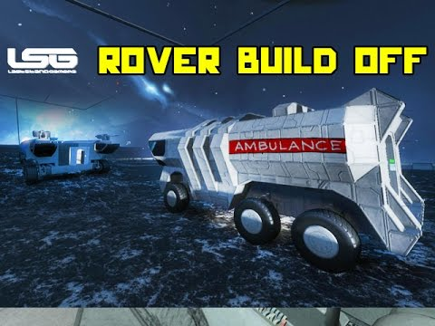space engineers mars rover - photo #2
