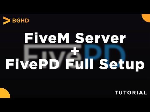 fivem-server-+-fivepd---full-setup/install-tutorial