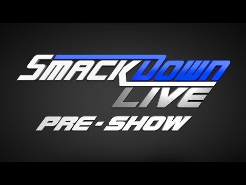SmackDown LIVE Pre-Show: Sept. 27, 2016
