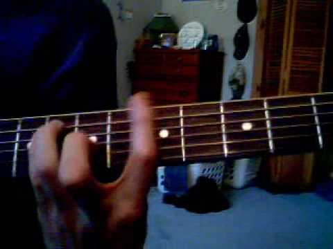 How To Play The General By Dispatch On Guitar Youtube