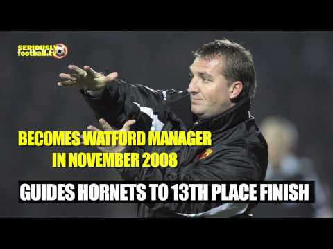 Brendan Rodgers Manager Profile