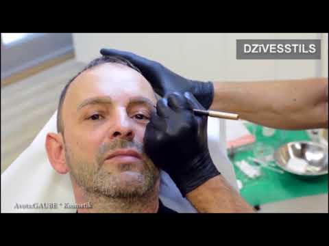 Gaube kosmētika, Scalp Optic Hair