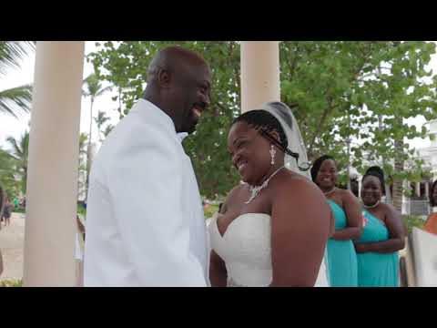 Punta Cana DR Beach Wedding