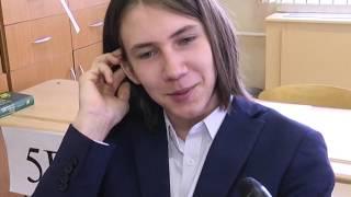 Іспит з російської мови