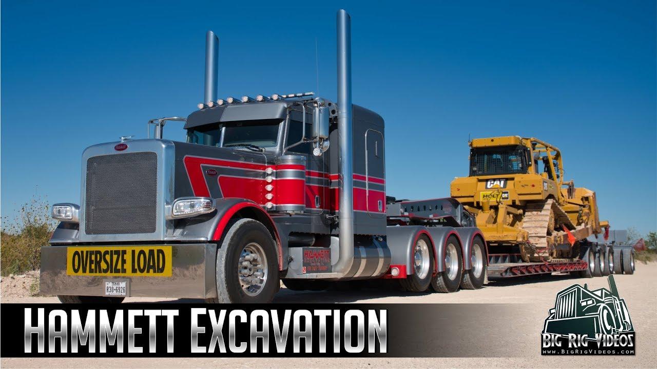 Hammett Excavation - Rolling CB Interview™