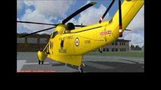 Westland Seaking HAR Mk3 & TrackIR 5 Pro