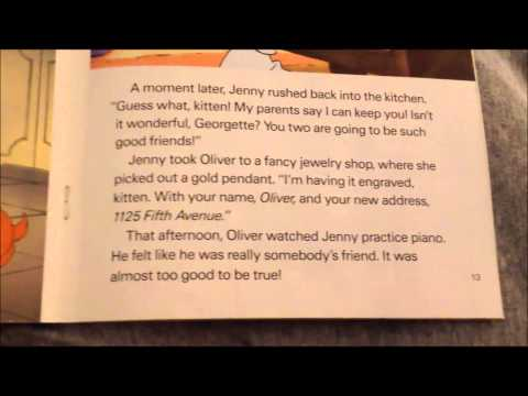 Disney Read-Along Storybook Episode 1: Oliver & Company