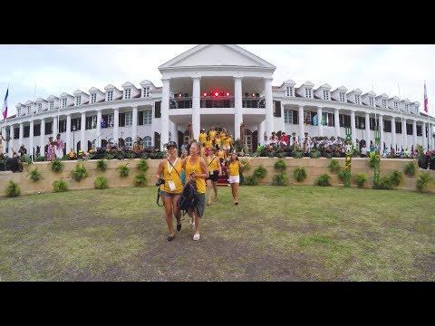 2017 World Distance Champs Opening Ceremony and Junior Te Aito