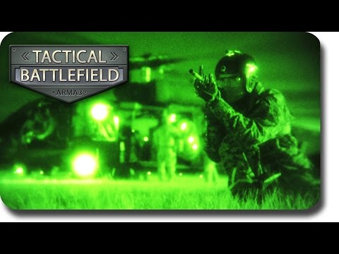 Tactical Battlefield v3.12 ► Operation Nighthawk (ArmA 3 1080p)
