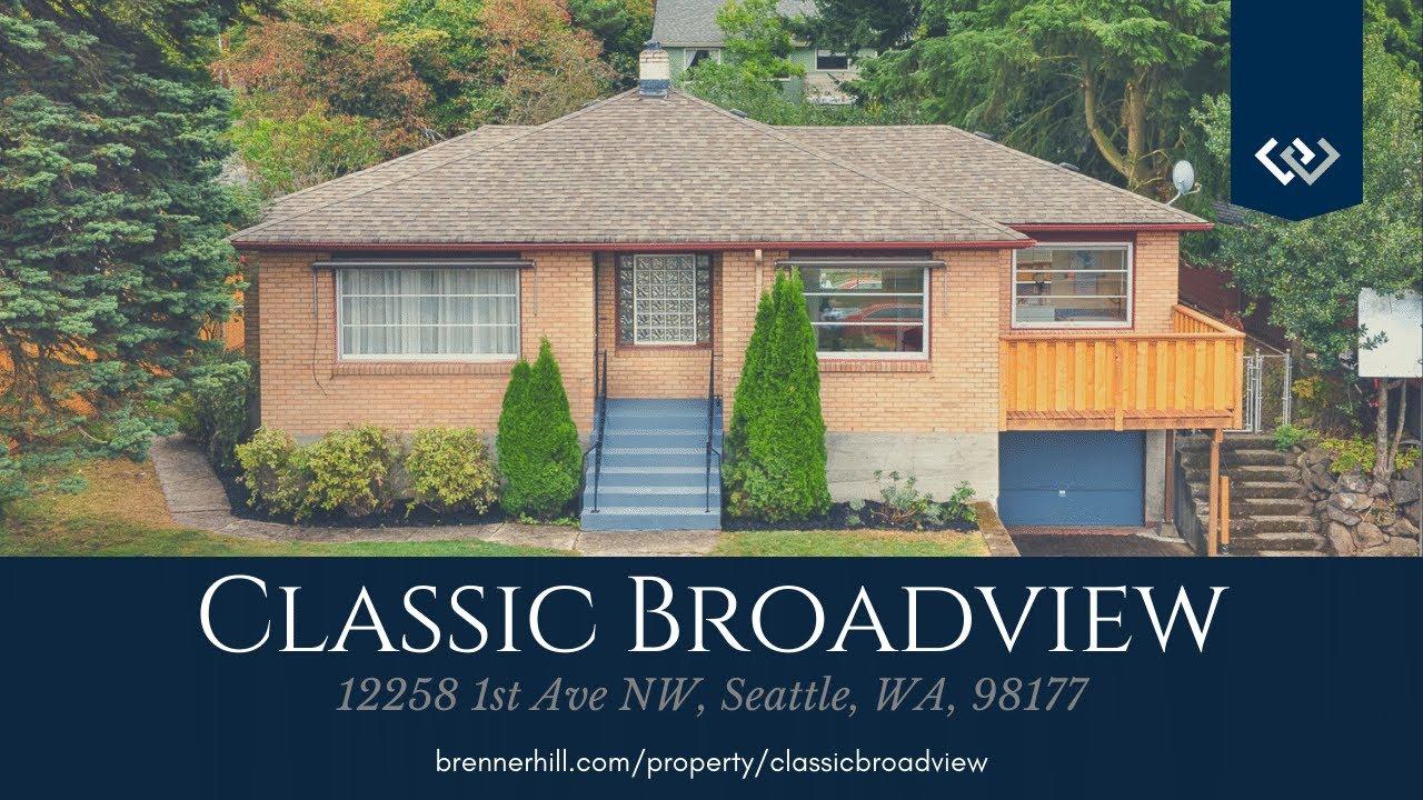 12258 1st Ave NW, Seattle, WA, 98177 | MLS# 1666110 | BrennerHill