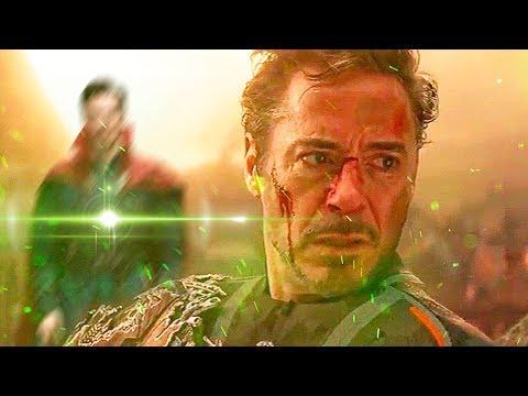 ¿Esta Escena Revela El Plan de Doctor Strange!? ENDGAME InfinityWar-Teoria