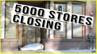 Nearly 5000 U.S. Stores Closing Already in 2019! MASS Debt and Bankruptcy