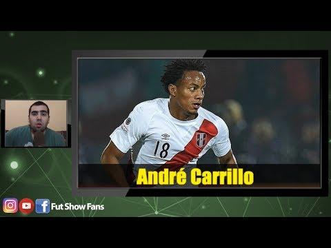 Mexicano reacciona a André Carrillo futbolista peruano