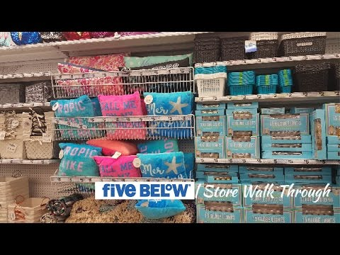 Five Below | Store Walk Through