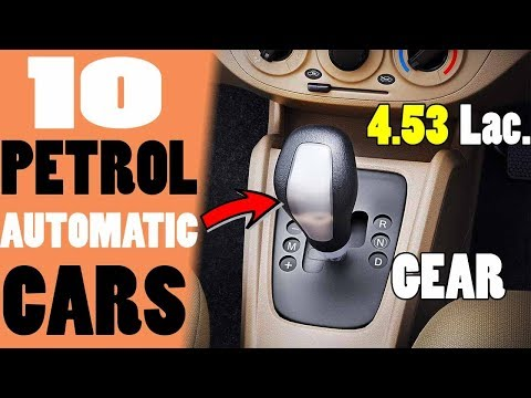 Top 10 Petrol Automatic Cars With Price In India 2019 (Explain In Hindi)