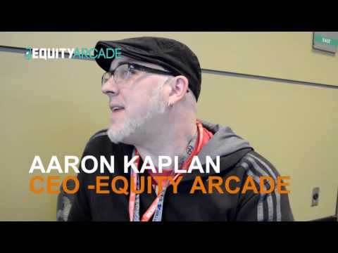 AMENPHOENIX INTERVIEWS AARON KAPLAN   CEO OF EQUITYARCADE