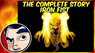 Iron Fist : Rage - Complete story