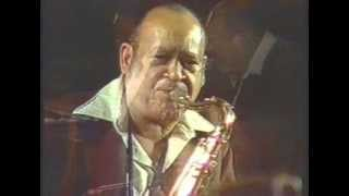 Arnett Cobb with Lionel Hampton (1978)
