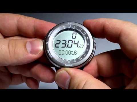 Часы- пульсометр Beurer PM 90