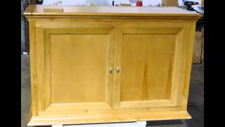 Unfinished Cabinets- Do It Yourself- Touchstone Home Products