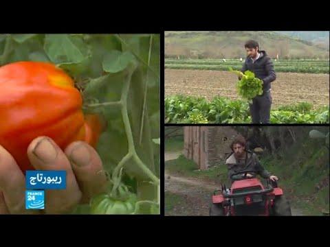 الشباب الإيطالي يهجر المدن ويتجه إلى الأرياف لاحتراف الزراعة  - نشر قبل 53 دقيقة