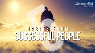 Repeat youtube video 5 Powerful Habits of Successful People