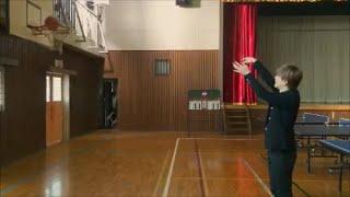 【三代目j soul brothers】がんちゃん・ELLY バスケうまっ!! 岩田剛典...