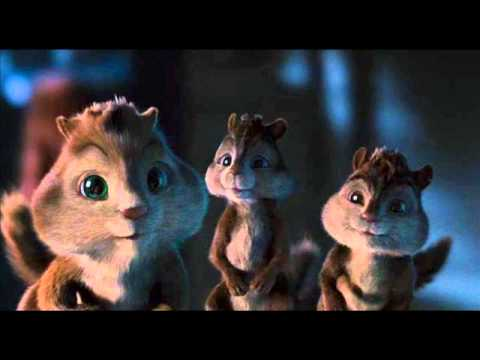 forever now - chipmunks