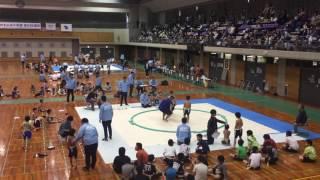 初めてのわんぱく相撲参加!320人と過去最多からの2年生男子3位入賞!こ...