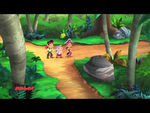 Jake and the Never Land Pirates  The Pirate Princess  Disney Junior UK