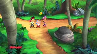 Jake and the Never Land Pirates - The Pirate Princess