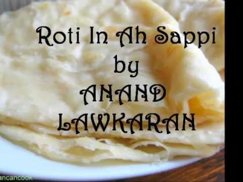Anand Lawkaran - Roti In Ah Sappi - 2012 / 2013 Christmas Songs,(A Praimsingh Production)
