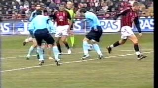 Video Gol Pertandingan AC Milan vs Lazio