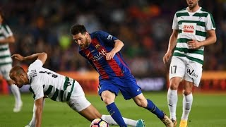 Download Lionel Messi Amazing Goal vs Eibar 4-2 MP3 song and Music Video