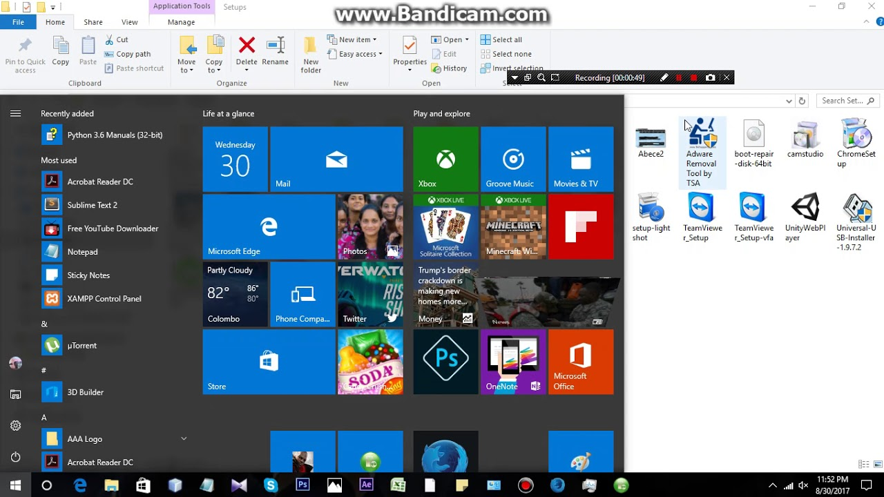 How to Download and install Python 3 on Windows 10 - YouTube